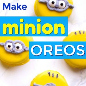 How to Make Minion Oreos