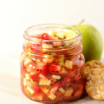Quick, versatile and healthy ‒ this salsa recipe is great to pair with savory meals and combined to create sweet treats!