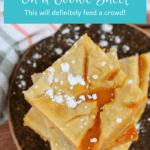 Pumpkin Slab Pie in a Cookie Sheet can feed a crowd!