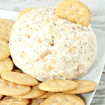 Chicken Bacon Ranch Cheese Ball