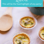 This Broccoli and Cheese Quiche is an all-rounder recipe that you can master in no time at all! Impress your family and friends with this simple treat!