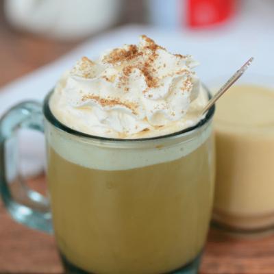 Pumpkin Spice Creamer Recipe