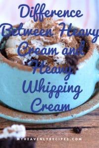 coffee mug with whipped cream