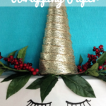 Christmas Unicorn Gift Wrap Idea