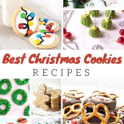 featured image for best christmas cookies