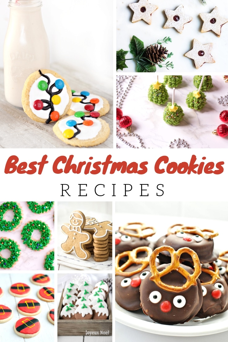 If there's one type of dessert that shouldn't be missing from your Christmas baking list it's definitely cookies! Your friends and family deserve a treat this holiday season and I'm sharing some of the Best Christmas Cookies so you can have some amazing options. My picks include creative takes on classic recipes such as gingerbread cookies, Linzer cookies, sugar cookies and many others that will impress your guests and make kids extra happy! #MyHeavenlyRecipes #Christmas #Cookies