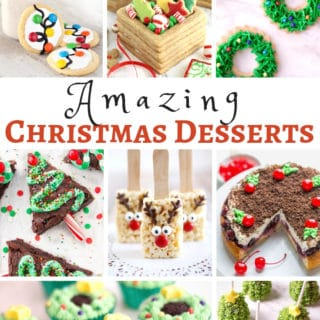 featured image for amazing christmas desserts