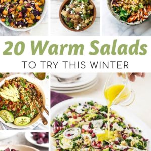 Warm Salads To Try This Winter