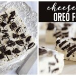 Cheesecake Oreo Fudge + Recipe Video