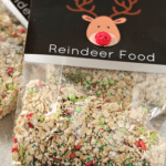 Reindeer Food + Recipe Video