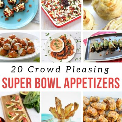 super bowl appetizers featured image