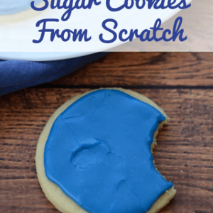 How to Make Sugar Cookies from Scratch