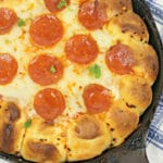 Pizza Bread Cheese Dip