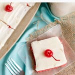 Best Ever Easy Cherry Cake Recipe