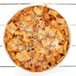 Creamy Ziti Instant Pot Pasta Recipe