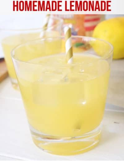 easy lemonade