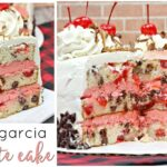 Cherry Garcia Chocolate Cherry Cake Recipe