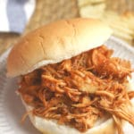 Crock-Pot Shredded Barbecue Chicken Recipe