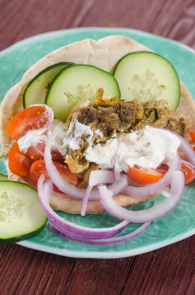 Instant Pot Shawarma Chicken