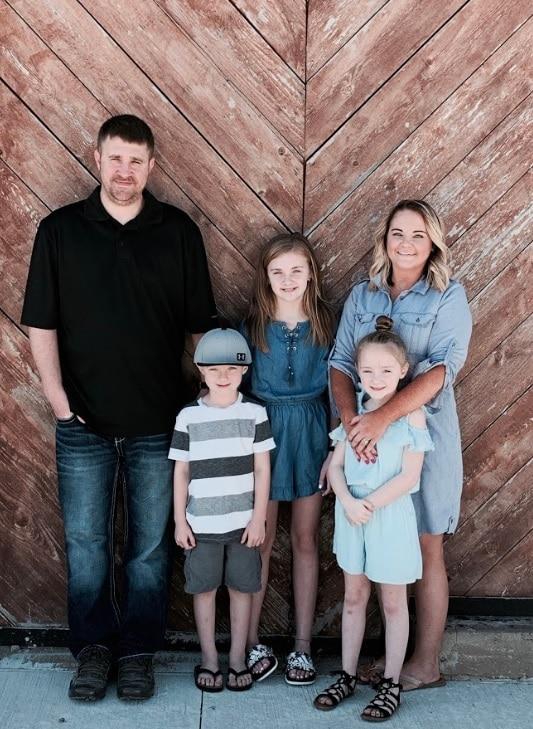 marci loehner's family