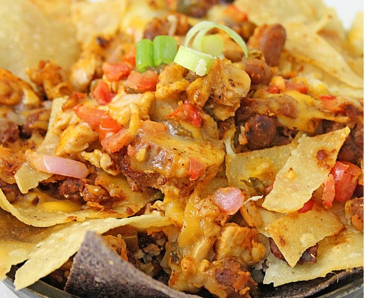 simple nachos recipe