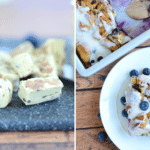 Cinnamon Roll Blueberry French Toast Bake + Video