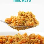 Keto Cauliflower Fried Rice Recipe