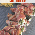 Chicken Bacon Ranch Jalapeno Poppers Baked & Stuffed Recipe