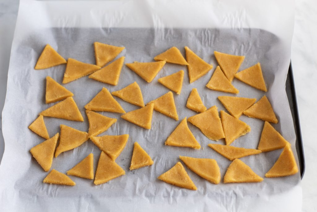 cut chips