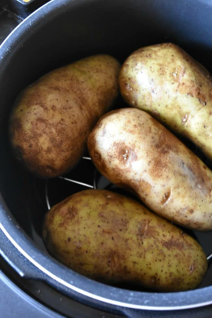 potatoes in the Instant Pot