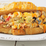 Buffalo Chicken Salad Sandwich Recipe