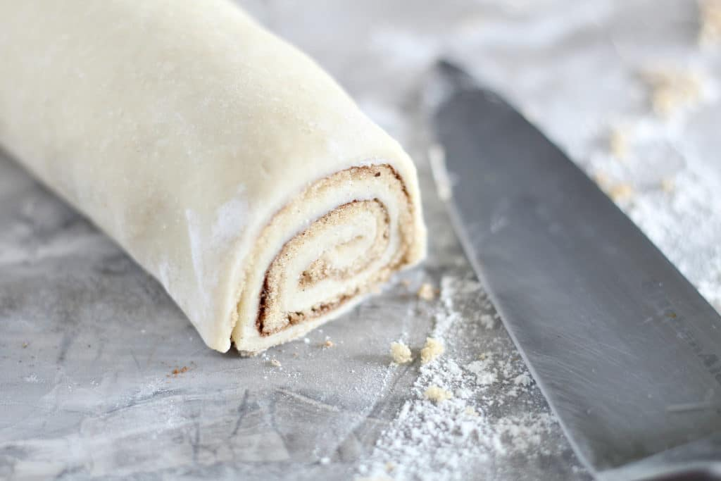 rolled cinnamon rolls