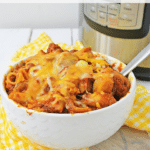 Homemade Chili Mac Recipe for Pressure Cooker