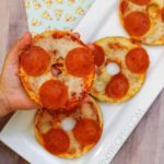 Easy Bagel Pizzas