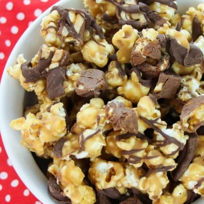 Snickers Popcorn Crunch