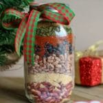 3 Bean Chili Gift in a Jar