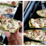 Bacon Stuffed Jalapeno Peppers