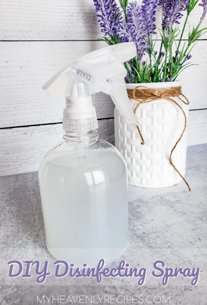Homemade Cleaning Supplies To Make When You Don T Want To