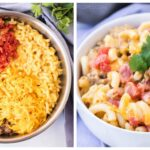 Upgraded Boxed Macaroni and Cheese