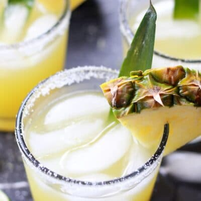 Island Pineapple Margaritas