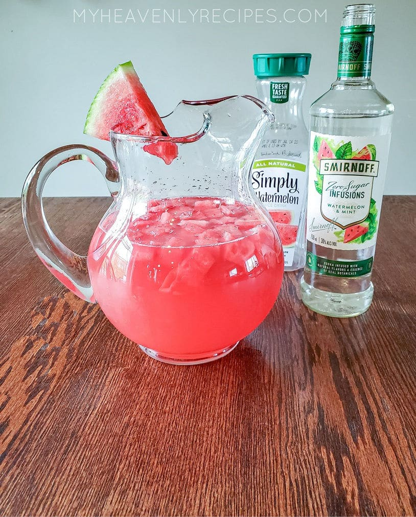 Watermelon Chill Cocktail The Most Refreshing Drink Of Summer