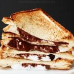 """S'mores """"Grilled Cheese"""""""