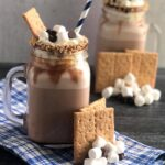 The Best S'mores Milkshake