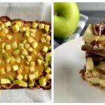 Caramel Apple Bark