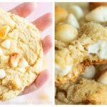 Jumbo White Chocolate Macadamia Nut Cookies