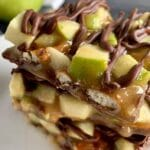 Caramel Apple Bark