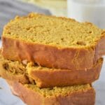 Easy and Moist Pumpkin Bread