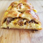 Crescent Roll Egg Bake Recipe