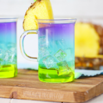 Layered Mermaid Cocktail