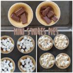 Mini S'more Pies